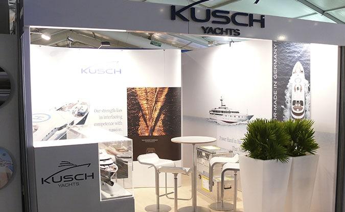 Messebau Kusch